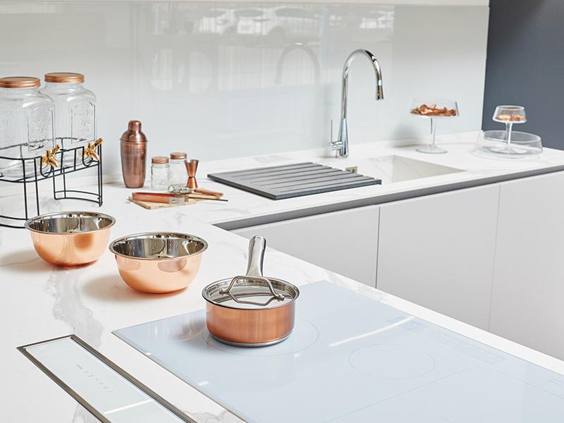 realizzazione top cucine su misura gr2 arredamenti