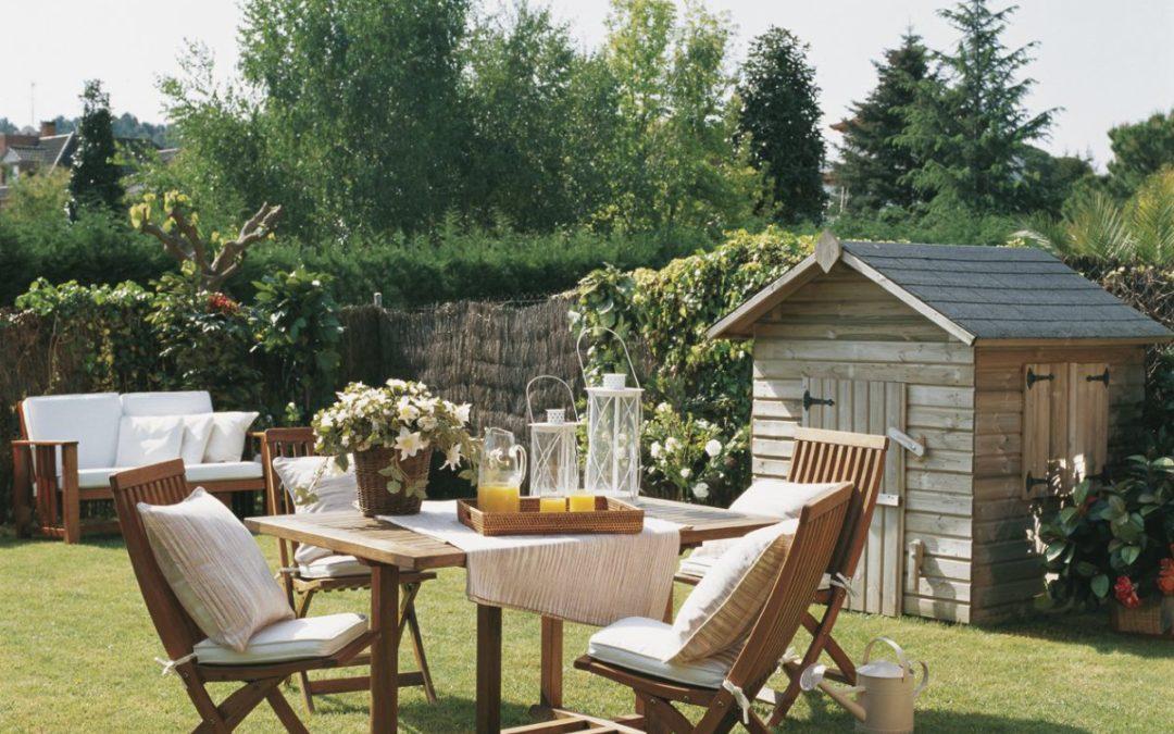 Quali sono i materiali migliori per arredare il giardino?
