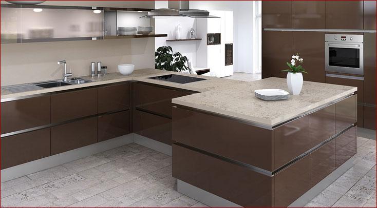 I criteri per una scelta efficiente gierredue arredamenti - Piani cucina in okite ...