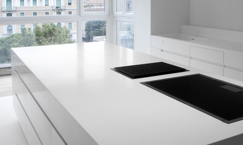 Perché scegliere il Solid Surface per la tua cucina