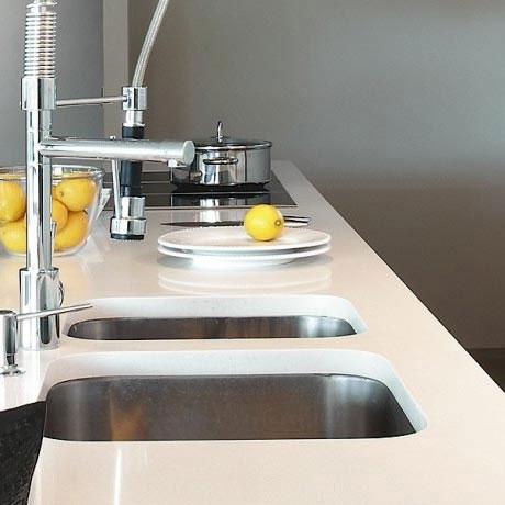 Solid Surface: un materiale all'avanguardia per la tua cucina