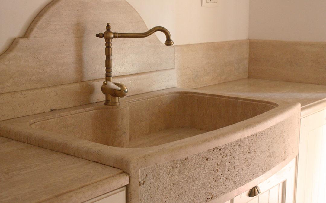 Consigli per scegliere un lavello in pietra per la tua cucina