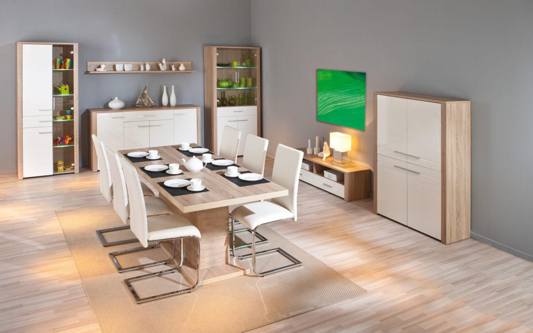 Tavolo indoor: scopri l'efficienza di un tavolo allungabile