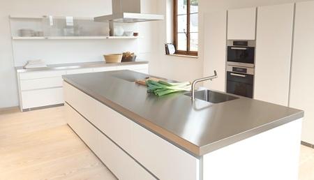 Top cucina: i tre materiali più utilizzati