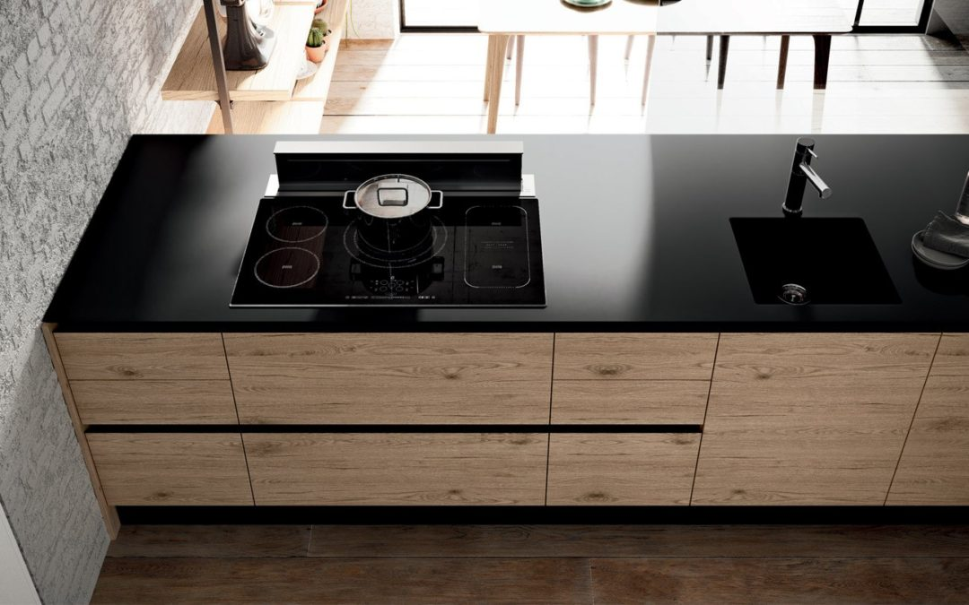 Corian: il materiale ideale per il top cucina